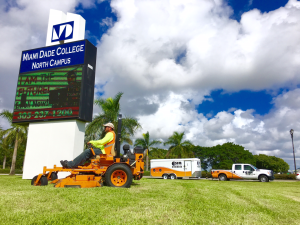 Maintaining an Environment for Learning at Miami Dade College