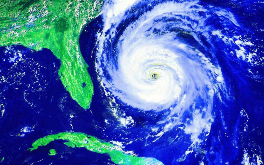 Hurricane Wilma Strikes