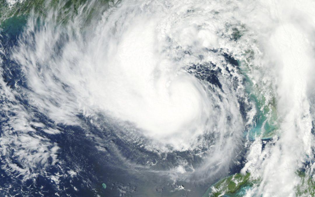 Hurricane Irma Strikes